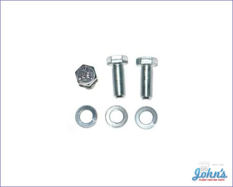 Crank Pulley Bolt Kit Sb. Correct Le Stamped Bolts A F2 F1