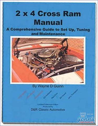 Crossram Manual. F1