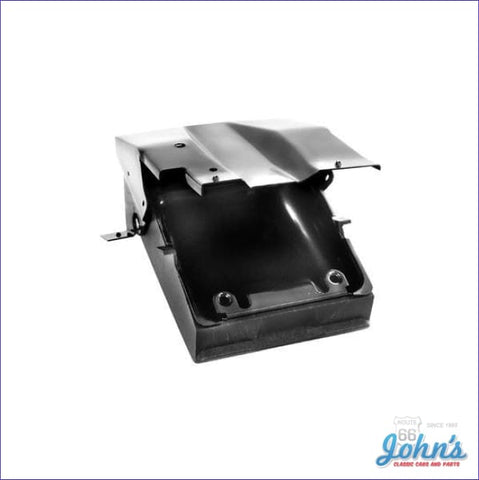 Dash Ashtray With Round Gauge Ss A