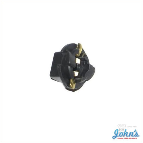 Dash Bulb Socket For Push-In Style Each A X F2