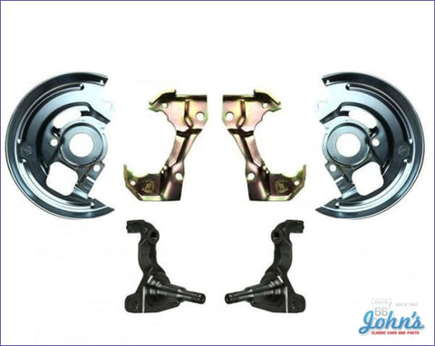 Disc Brake Conversion Mini Kit A X F1