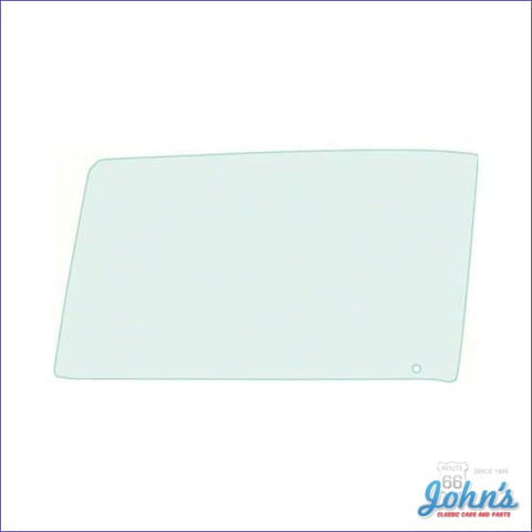 Door Glass Tinted- Lh (Os1) F1