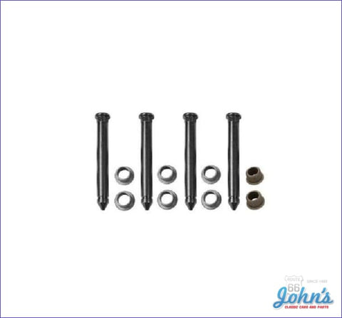 Door Hinge Pin And Bushing Kit A