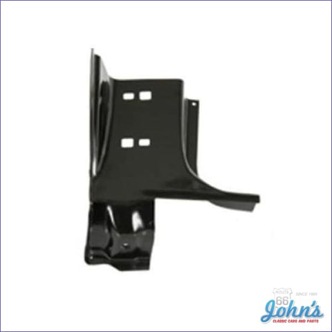 Door Jamb Lower Hinge Patch Panel Lh. **see Note For 67-68** F1