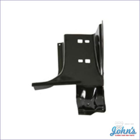 Door Jamb Lower Hinge Patch Panel Rh. **see Note For 67-68** F1