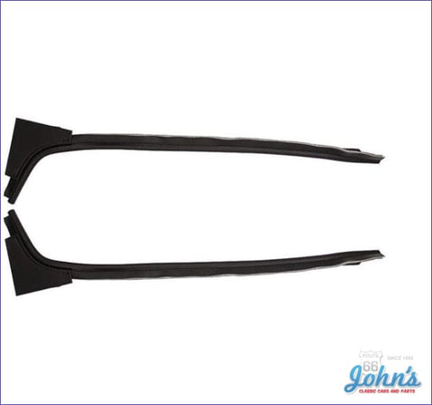 Door Jamb Windlace For Coupe- Pair A