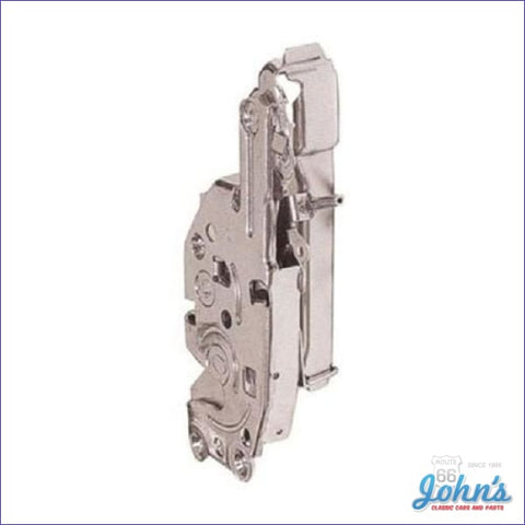 Door Latch Rh (All Except 4 Door) A