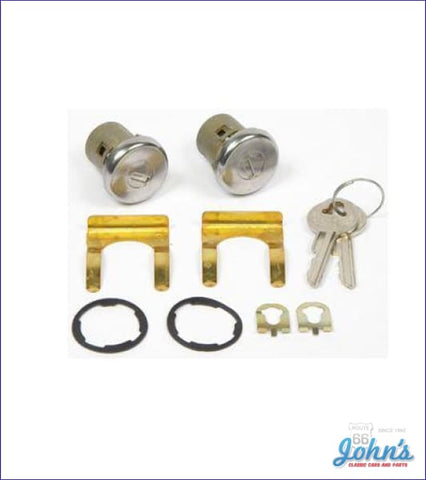 Door Lock Kit With Oe Style Keys A X