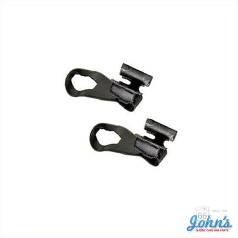 Door Opening Rod End Clips Pair F2 A F1 X