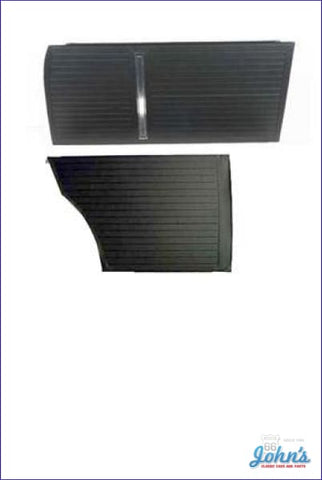 Door Panel Kit Front And Rear - 2Dr. (Os1) X