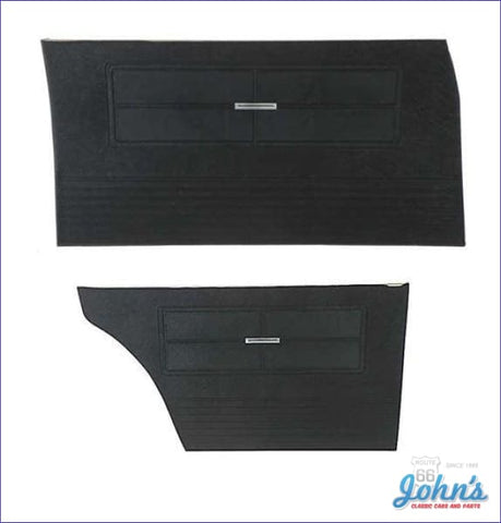 Door Panel Kit Front And Rear - 4Dr Sedan / Wagon. (Os1) X