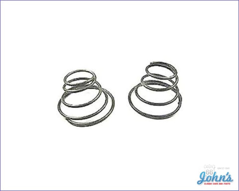 Door Panel Springs Pair A F2 X F1
