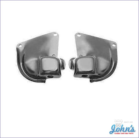 Engine Frame Brackets For Bb- Pair A