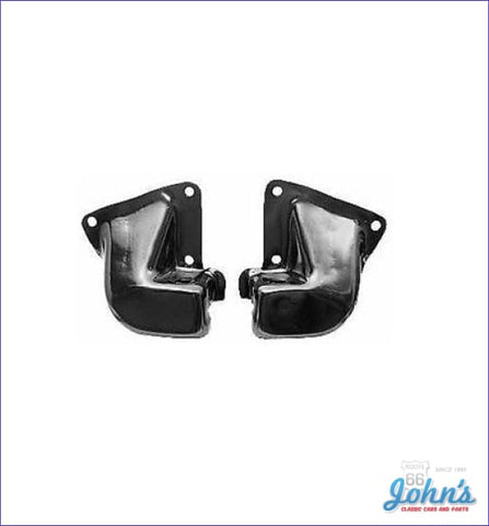 Engine Frame Brackets For Sb- Pair A