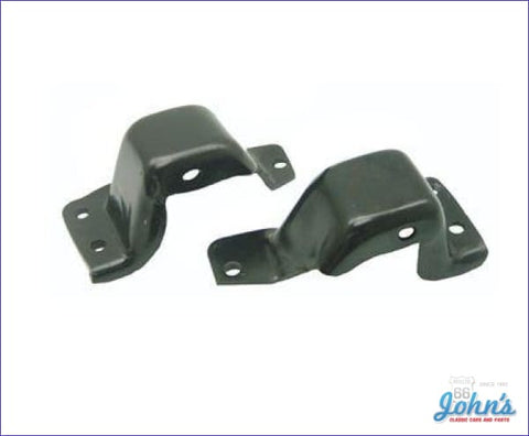 Engine Frame Brackets With Big Block. Pair X F1