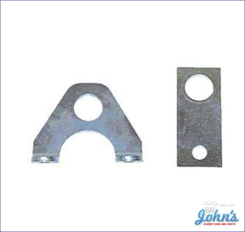Engine Lift Bracket Kit Bb. 2Pc. Oe With Correct Stamping A X F1