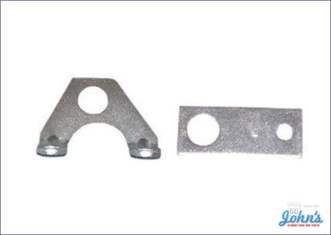 Engine Lift Bracket Kit Bb. 2Pc Oe With Correct Stamping A X F2