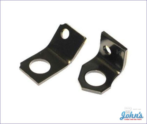 Engine Lift Bracket Kit Sb. 2Pc. Oe With Correct Stamping A F2 X F1