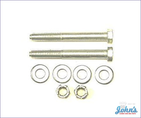 Engine Mount Bolt Kit Bb A F2 X F1