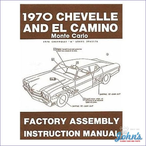 Factory Assembly Manual A