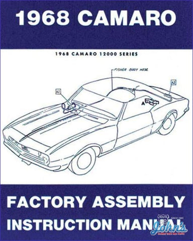 Factory Assembly Manual F1
