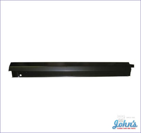 Factory Style Outer Rocker Panel 2Dr Rh. (Os1) X