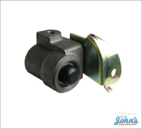 Factory Style Round Disc Brake Valve With Brakes A F2 X