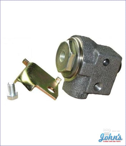 Factory Style Round Disc Brake Valve With Brakes A X F1