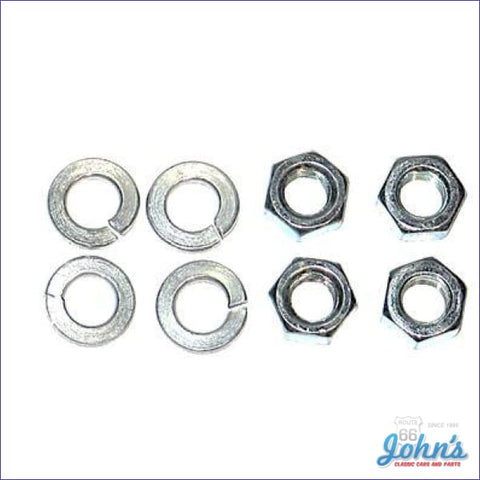 Fan Blade To Clutch Mounting Kit. 8 Pc A X F1