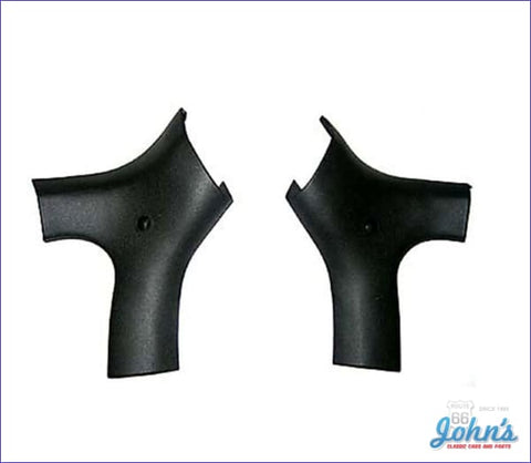 Fisher Type T-Top Moldings Y-Shaped Pair F2