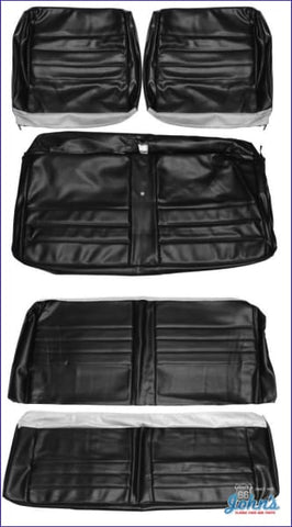 Front And Rear Seat Cover Kit For Coupe With Bench A