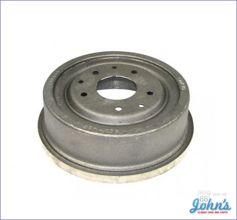 Front Brake Drum Without Fins. Each (O/s$5) A X F1