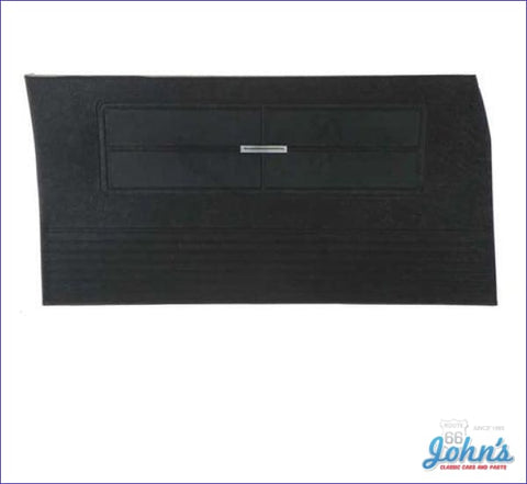 Front Door Panels - 4Dr Sedan / Wagon. (Os1) X