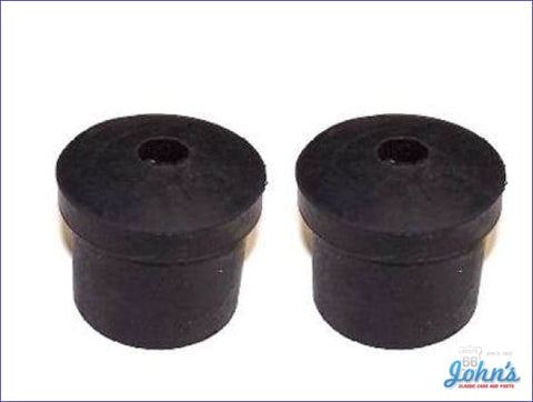 Front Leaf Spring Bushings Pair X