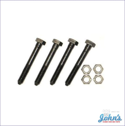 Front Lower Control Arm Bolt Kit 8Pc A F2 X F1