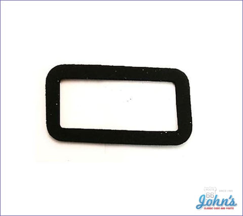 Front Sidemarker Lens Gasket Each Gm Licensed Reproduction A