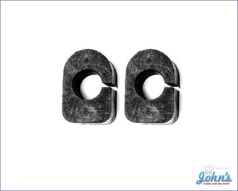Front Sway Bar Bushings With 13/16 Or Smaller Pair A