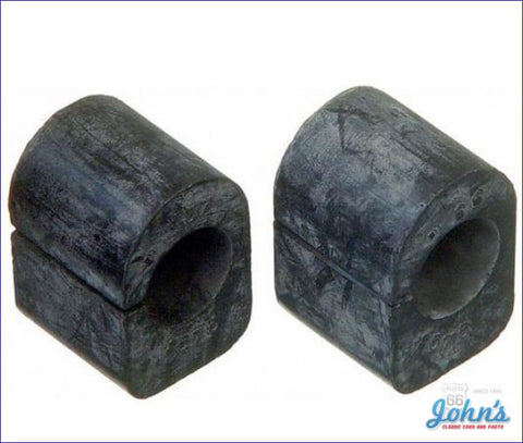 Front Sway Bar Bushings With 7/8 Or 15/16 Pair A