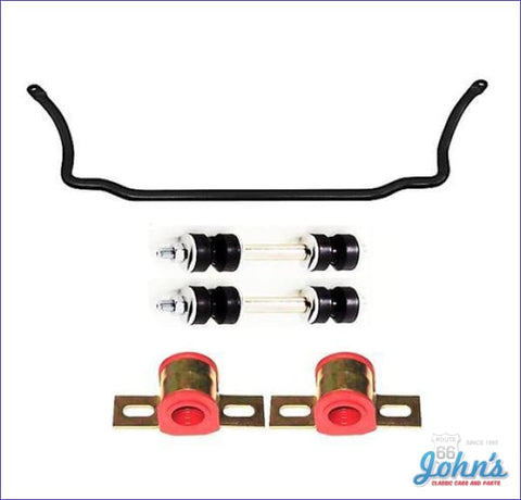 Front Sway Bar Kit With 1-1/16 Bar. (Os1) A
