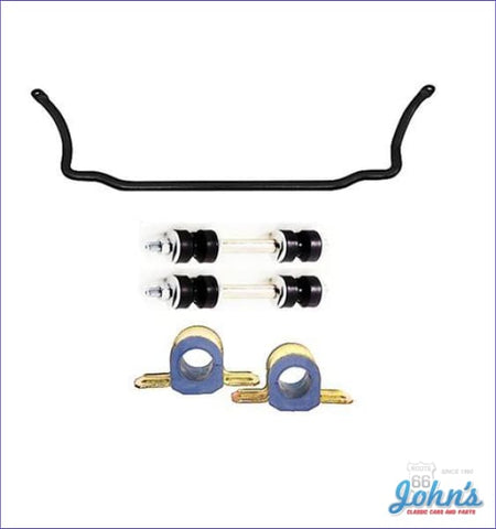 Front Sway Bar Kit With 1-1/4 Bar. (Os1) A
