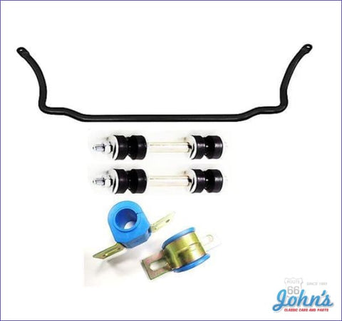 Front Sway Bar Kit With 1-1/8 Bar. (Os1) A