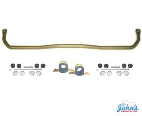 Front Sway Bar Kit With 1-1/8 Bar. (Os1) F1 X