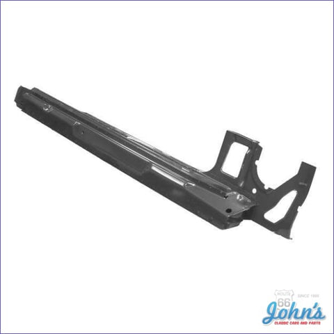 Full Rocker Panel Lh. Convertible (Truck) F1
