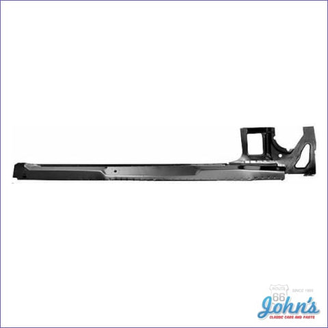 Full Rocker Panel Lh. Coupe (Truck) F1