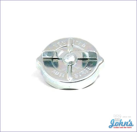 Gas Cap For Wagon & El Camino - Gm. A