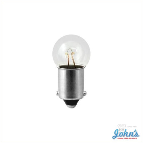 Glovebox Light Switch Bulb Each. A F2 X F1