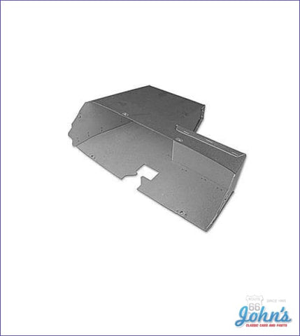 Glovebox Liner With Factory Ac A