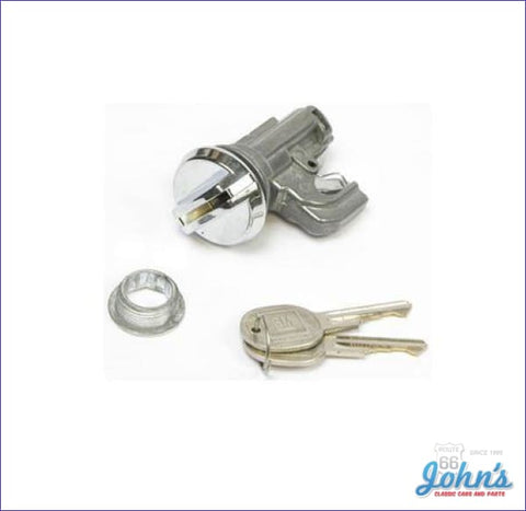 Glovebox Lock Kit With Late Style Keys A X F1