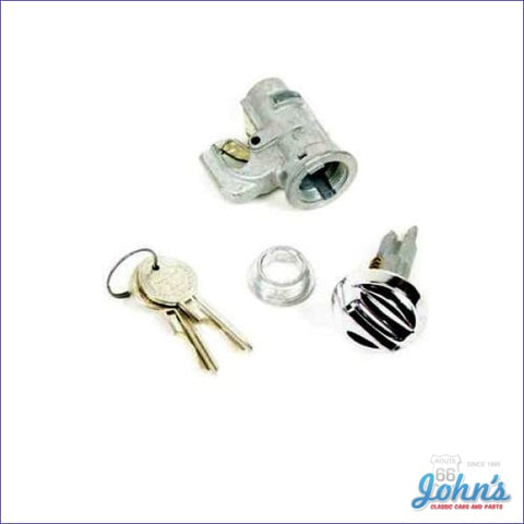 Glovebox Lock Kit With Oe Style Keys A X
