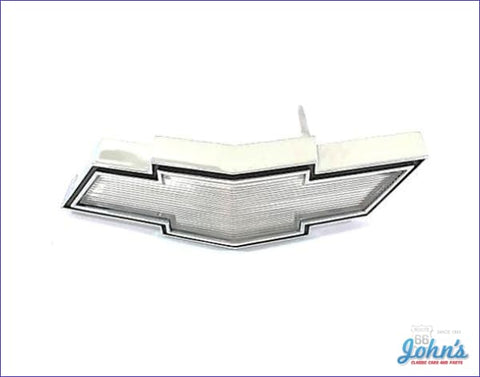 Grille Emblem Bowtie- Gm Licensed Reproduction A